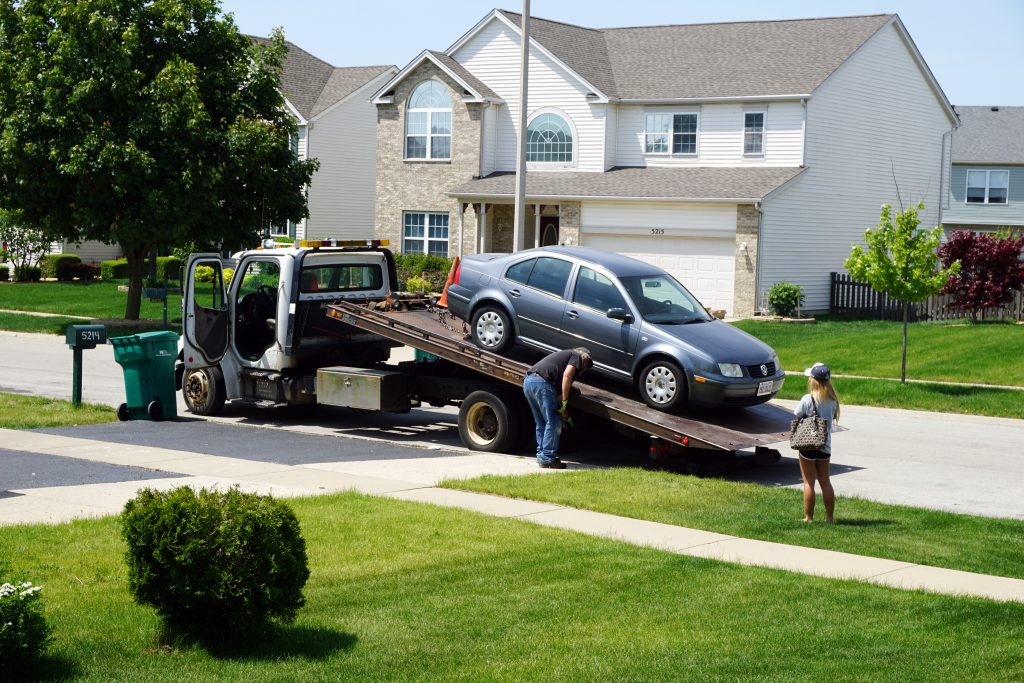 allen towing company