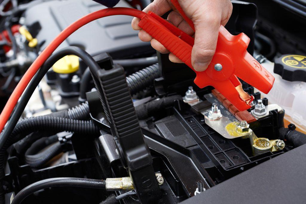 dead car battery allen tx